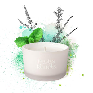MINTY BONBON Travel Candle