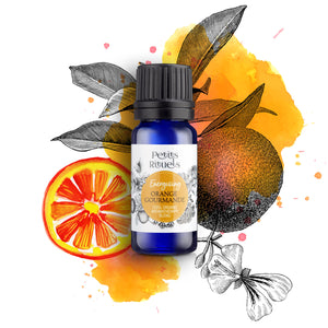 ORANGE GOURMANDE Essential Oil Blend (10ml)