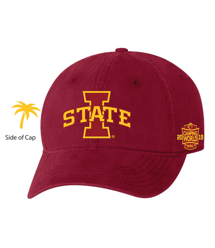 2019 Camping World Bowl Iowa State Hat