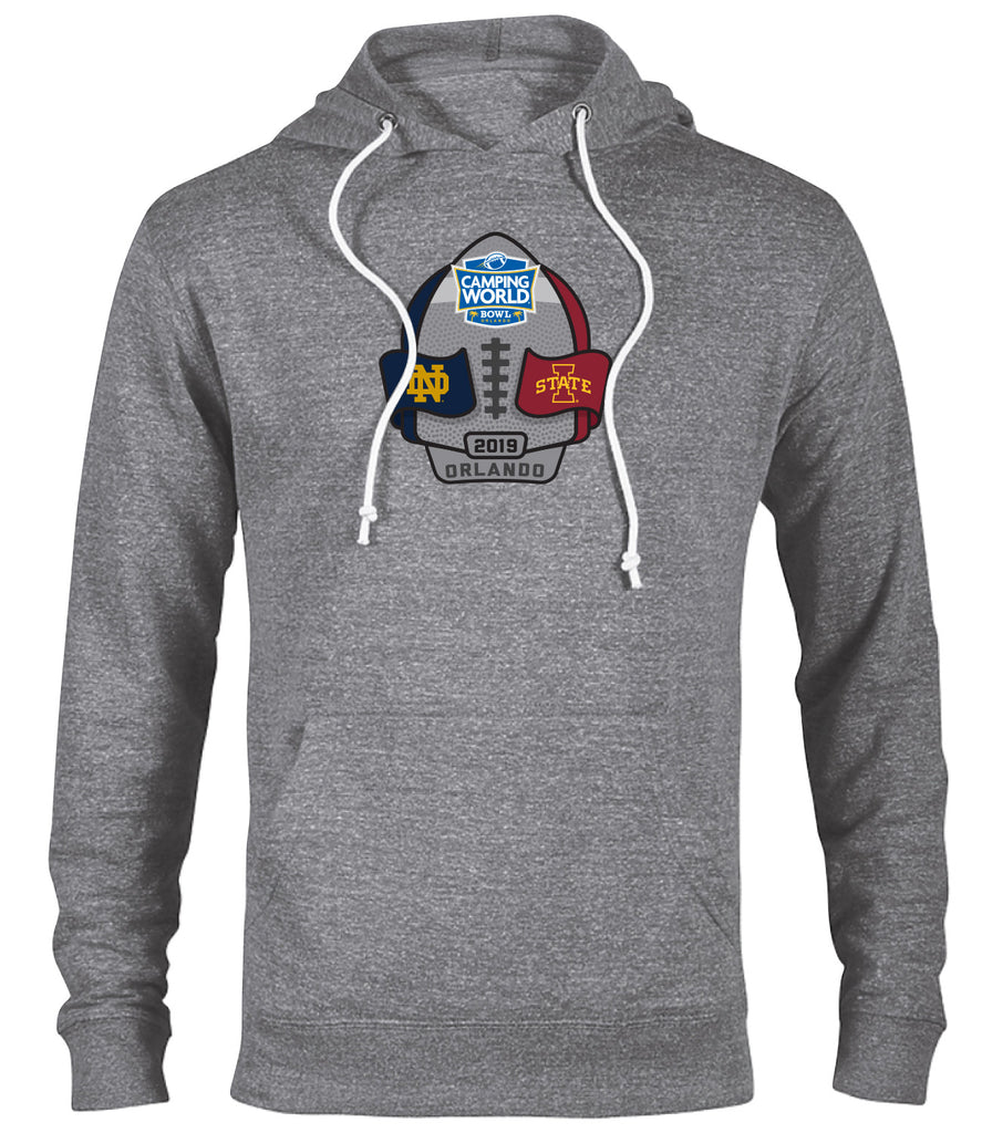 2019 Camping World Bowl 2-Team Hoody