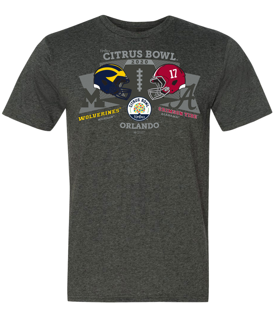 2020 Citrus Bowl 2-Team Short Sleeve T