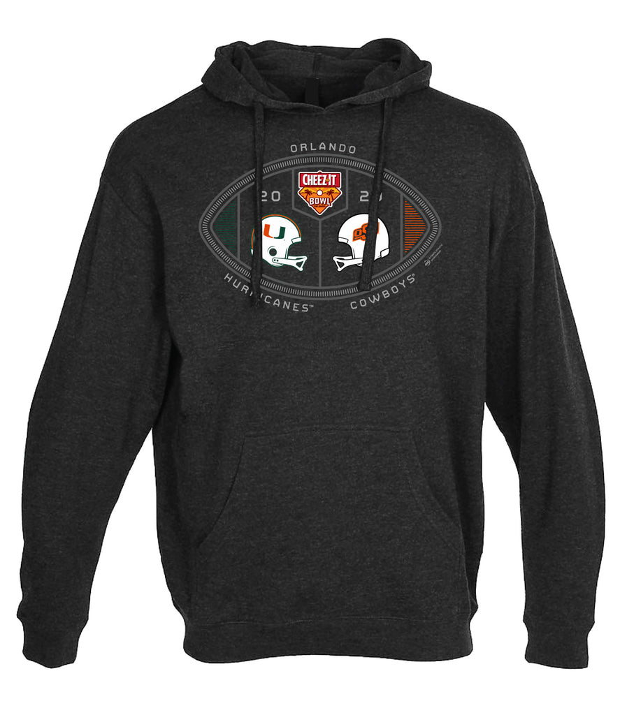 2020 Cheez-It Bowl 2-Team French Terry Hoodie