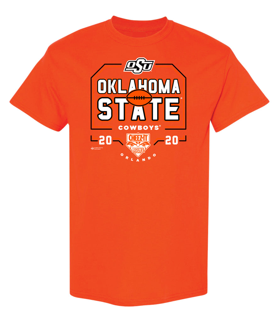 2020 Cheez-It Bowl OSU Short Sleeve Tee