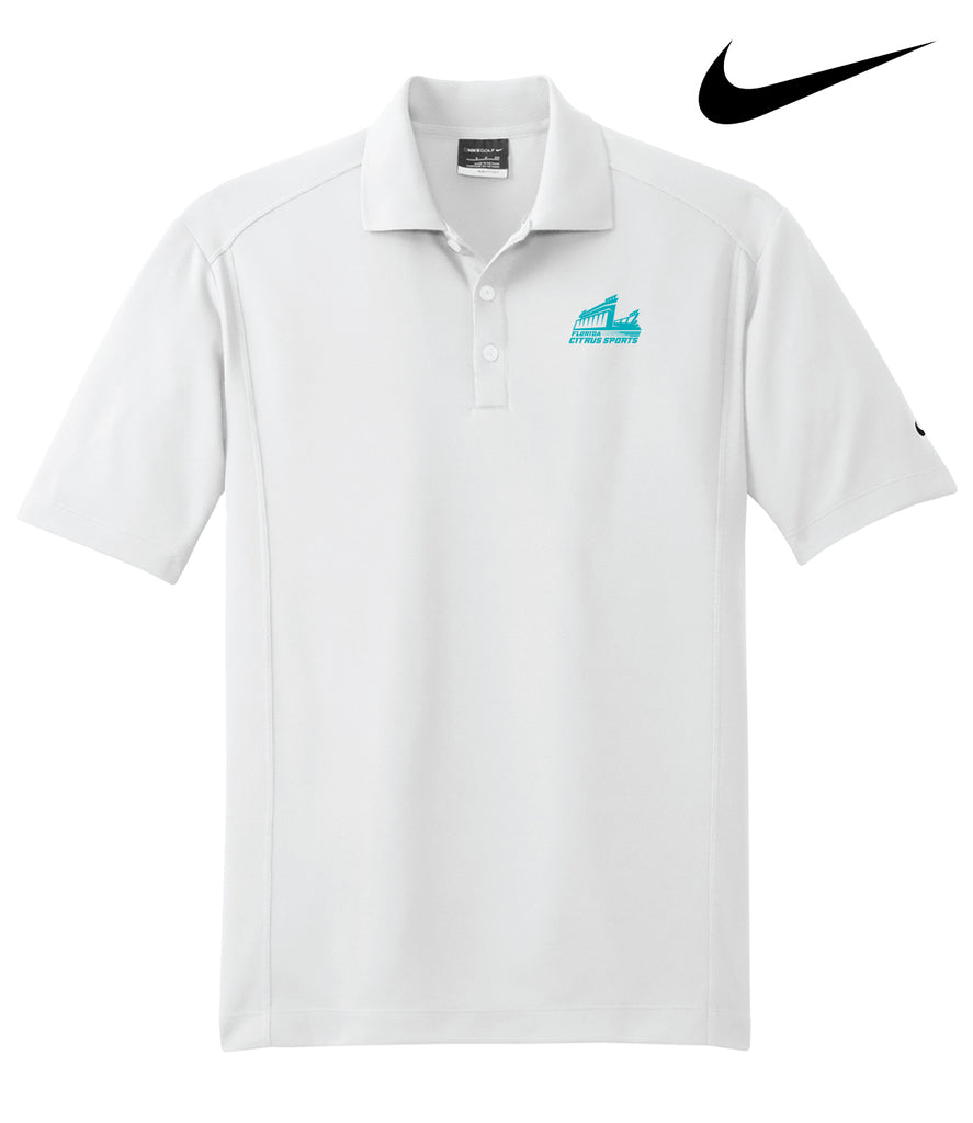 Florida Citrus Sports - Men's Nike Polo; Chest Embroidery