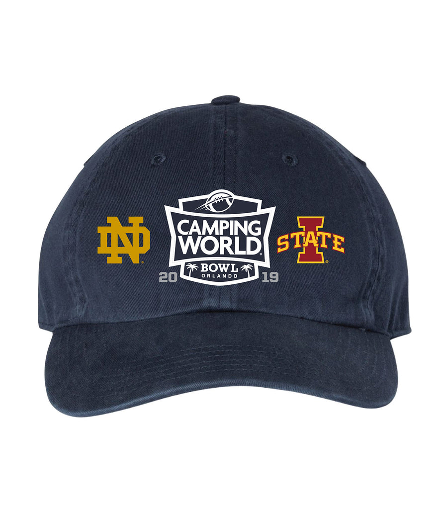 2019 Camping World Bowl 2-Team Hat