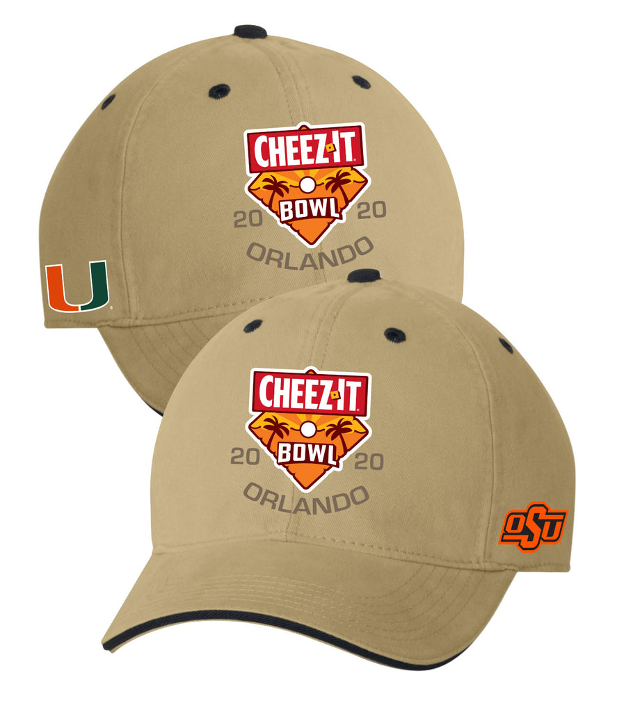 2020 Cheez-It Bowl 2-Team Hat