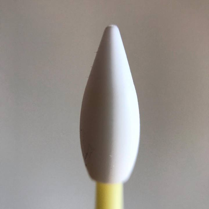 "Naked Swab (reusable ""cotton"" swab)"