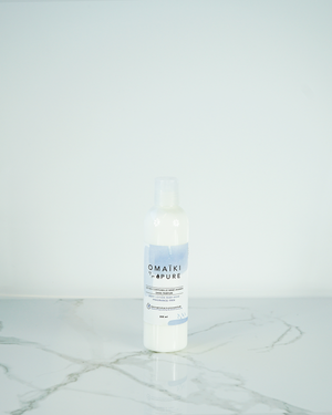 Eco-friendly, natural baby lotion for sensitive skin babies, available in bulk refill at Replenish General Store.