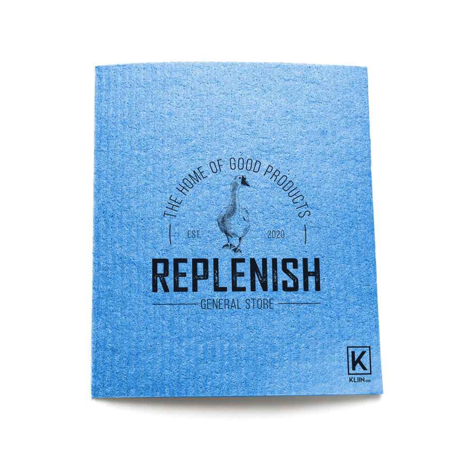 REPLENISH Swedish Cloth | Kliin