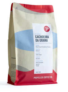 Brazil Cachoeira da Grama - Cup of Excellence Finalist Coffee Beans 340 gm | Propeller Coffee
