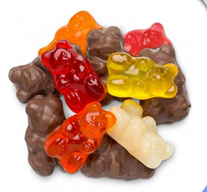 Chocolate Covered Gummy Bears
