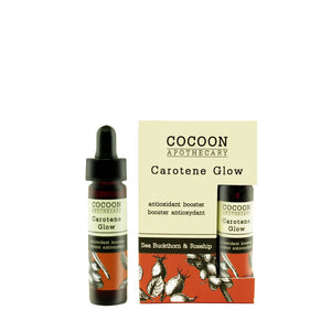 Carotene Glow, antioxidant booster with Seabuckhorn & Rosehip