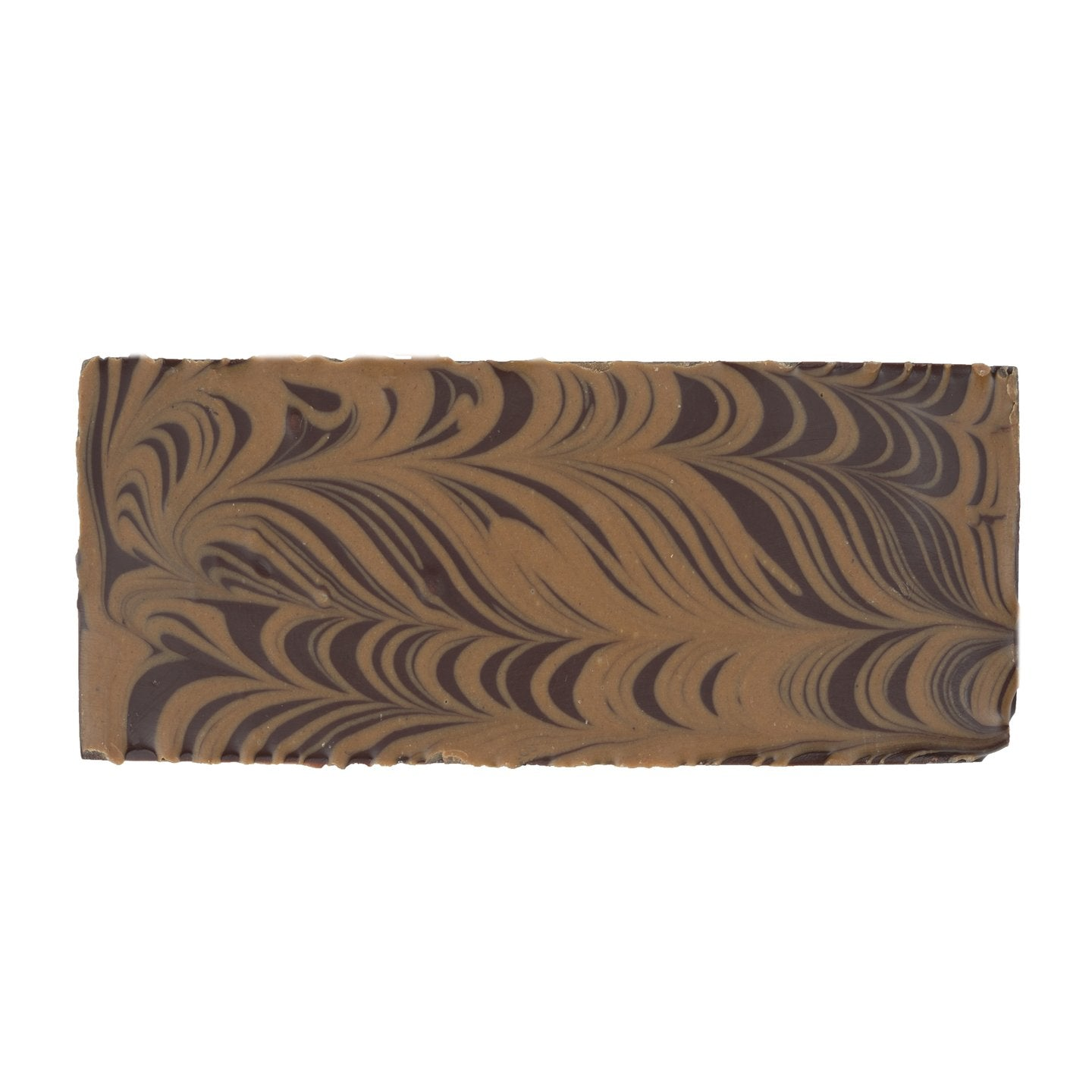 Jaguar Swirl | 70% Albino & Red Cacao Dark Chocolate Bar | Chocosol Traders