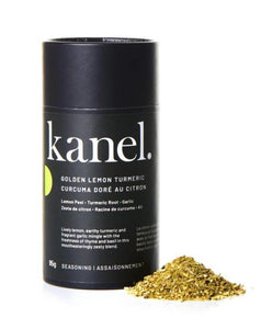 Golden Lemon Turmeric Seasoning Blend | Kanel Spices
