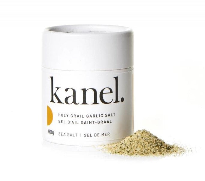 Holy Grail Garlic Sea Salt | Kanel Spices
