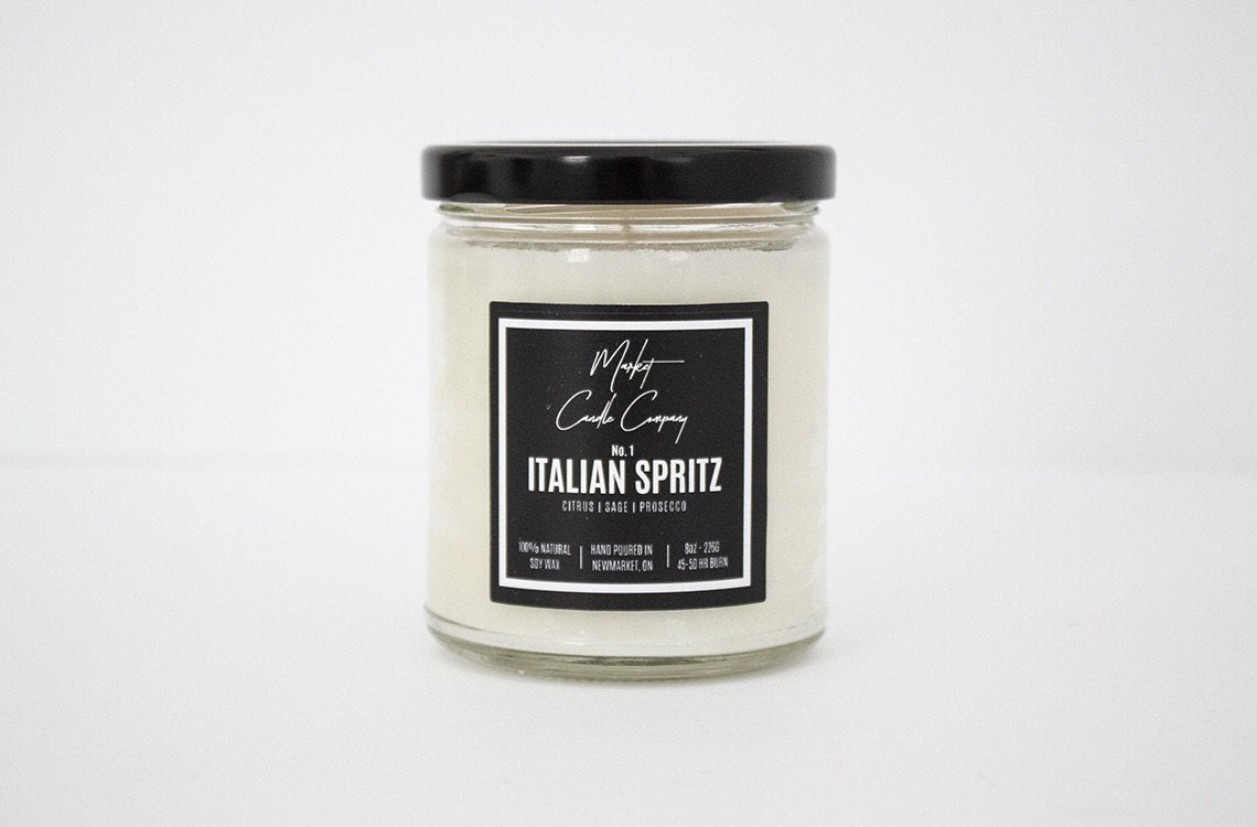 Italian Spritz Soy Candle | Market Candle Company