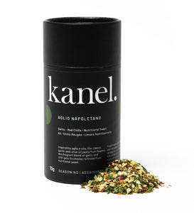 Aglio Napoletano Seasoning Blend | Kanel Spices
