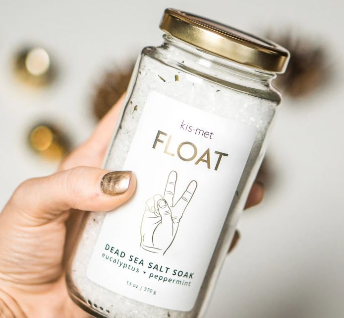 Float - Dead Sea Salt Soak | Kismet
