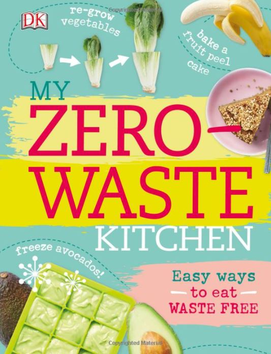This book will teach you how to reduce food waste with quick tips and simple solutions. In My Zero-waste Kitchen, find creative and unexpected ways to eliminate trash, save money, and give leftovers a new life. Plus, learn how to grow your own vegetables and herbs from scraps, and how to nourish your plants with compost.