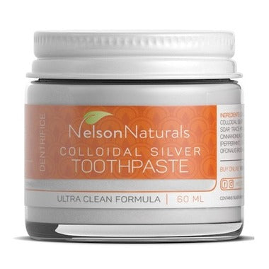 Nelson Naturals Citrus Toothpaste -  60 ml
