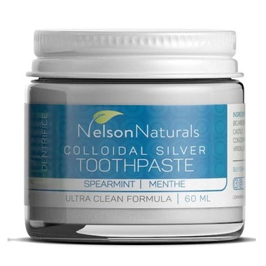 Nelson Naturals Spearmint Toothpaste - 60 ml