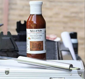 The One and Only BBQ Sauce 355 ml - Spice of LIfe