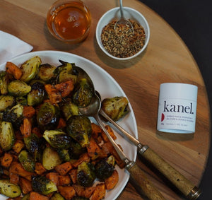 Quebec Maple Sea Salt | Kanel Spices