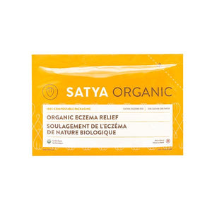 Satya is the ULTIMATE clean moisturizer for dry lips, chafing, dry patches, windburn, cuticle care, and any dry or irritated skin conditions in a zero waste compostable refill pack!