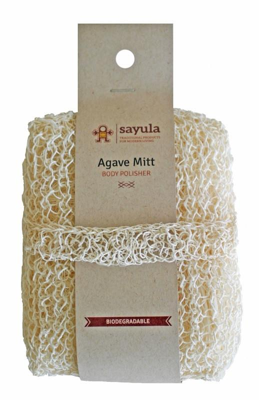 Agave Mitt Body Polisher | Sayula