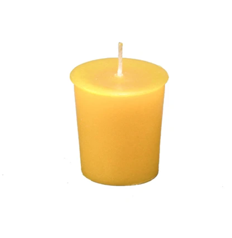 Votive Beeswax Candles | Honey Candles