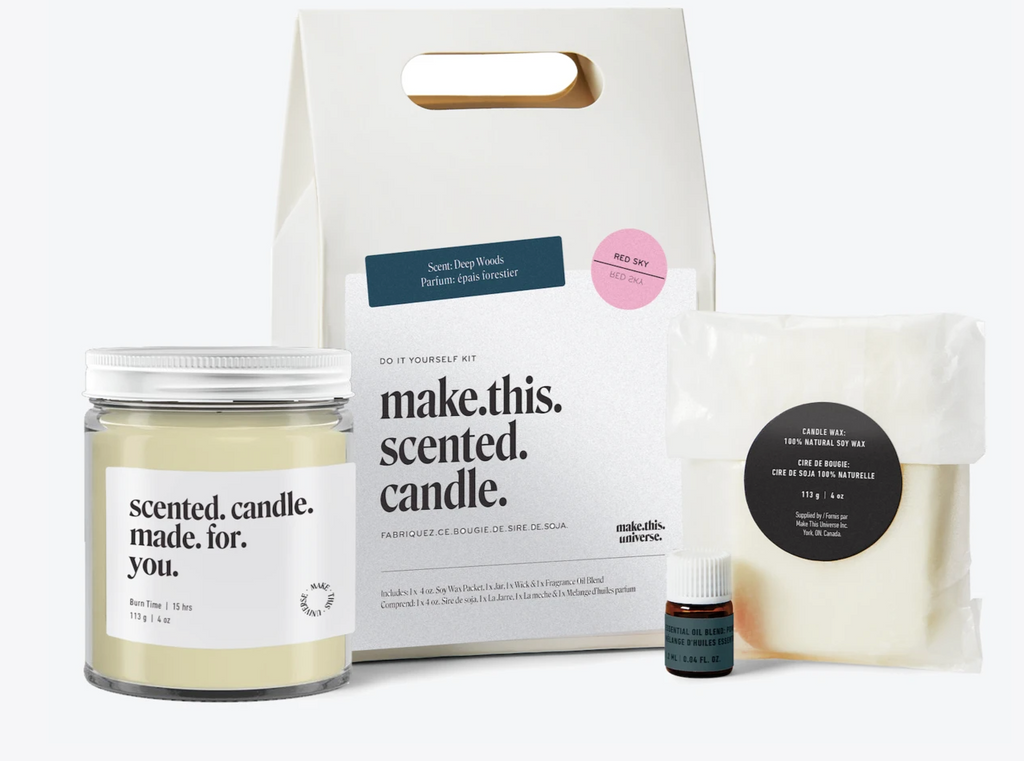 Make your own candle Kits | Make.This.Universe