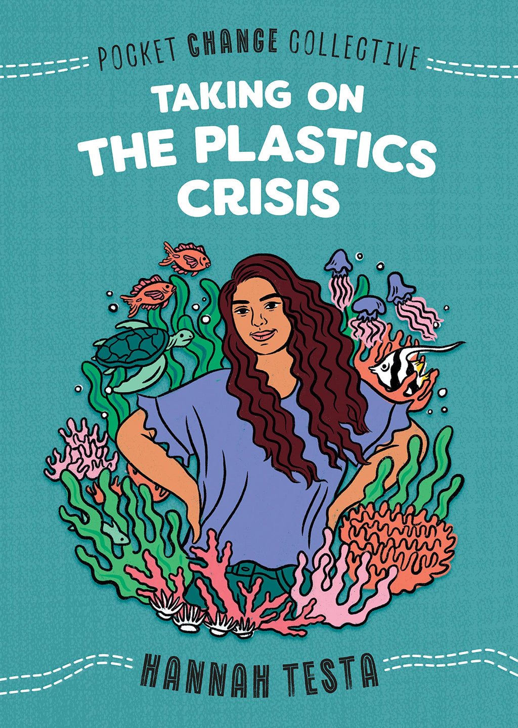 In this personal, moving essay, about eco activism, youth activist Hannah Testa shares with readers how she led a grassroots political campaign to successfully pass state legislation limiting single-use plastics and how she influenced global businesses to adopt more sustainable practices.