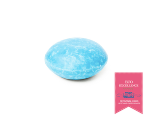 Zero-waste, all-natural shampoo bar for kids to deal with tangles, and knots, and snarls. This shampoo bar is uniquely formulated to support a variety of hair challenges for kids of all ages.