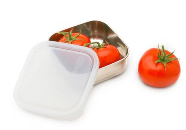 Reusable snack box is the favourite is the perfect on-the-go solution. Use our 15-oz. BPA-free leak-proof stainless steel container as a non-toxic alternative to plastic containers.