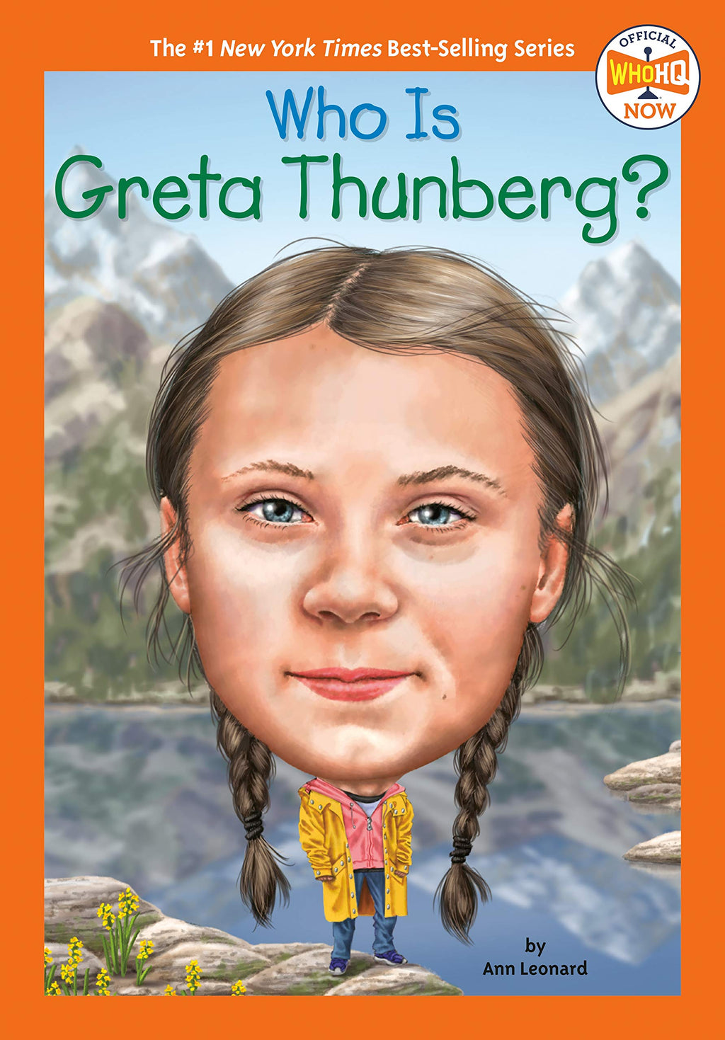 The inspiring story of a young Swedish schoolgirl who sparked a worldwide climate change revolution. This exciting story details the defining moments in Greta's childhood that led up to her now-famous strike and all the monumental ones that have fueled her revolution since, including being named Time's Most Influential Person of the Year in 2019.