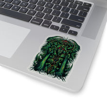 Load image into Gallery viewer, Dr Madness Sticker (Green)