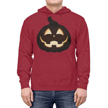 Load image into Gallery viewer, Jack O Lantern Unisex Hoodie