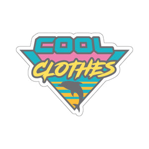 Cool Clothes Sticker