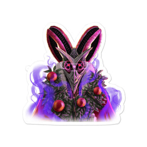 Dr Krampus Sticker