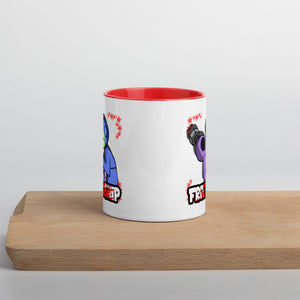 TryHard Heroes Friendship Mug