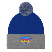 Load image into Gallery viewer, Cool Clothes Pom Pom Knit Cap