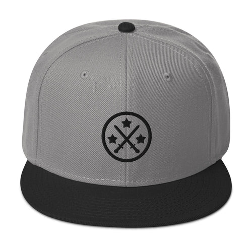 The Patch Snapback Hat