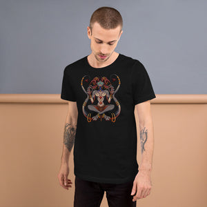Symmetrical Demon Unisex T-Shirt