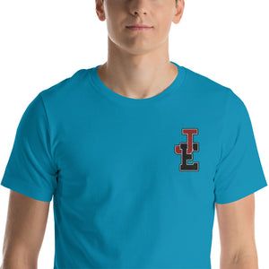 JE Short-Sleeve Unisex T-Shirt