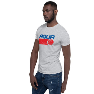 Aqua Mountains Unisex T-Shirt