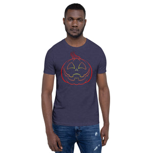 The Pumpkin Unisex T-Shirt