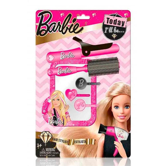 Barbie Hairstylist Blister Sortido - BR810