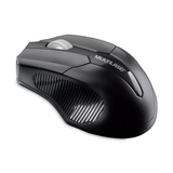 Mouse sem fio 2.4 GHZ USB Box Multilaser Preto - MO264