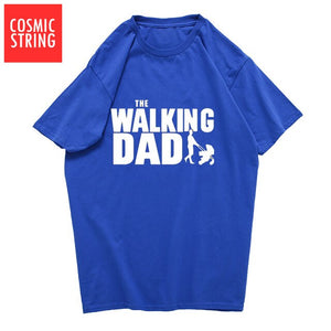 "Camisa ""The walking dad"""