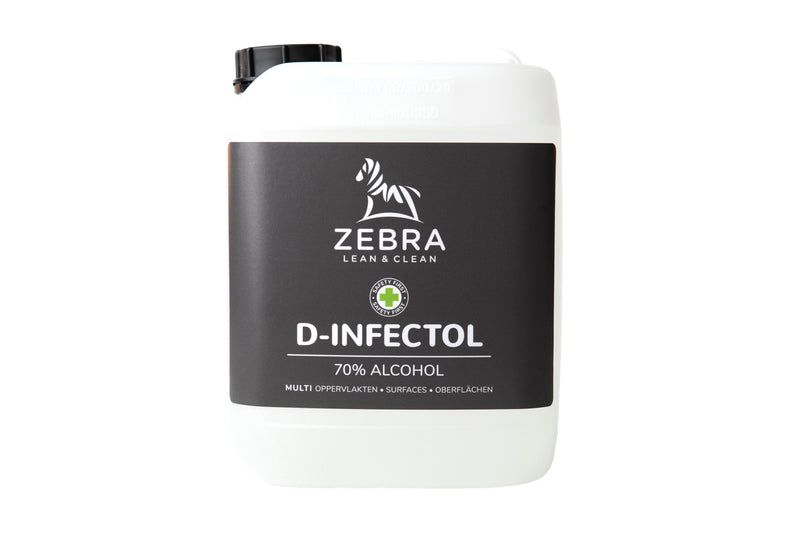 D-INFECTOL Recharge d'alcool désinfectant (5L)